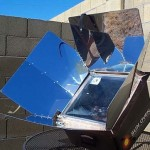 Cooking without Electricity – Solar Oven