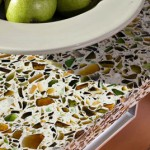Countertops: Say Goodbye to Granite and Say Hello to… Recycled Glass?