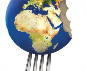 Globe Fork