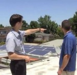 Artist's Eichler Home Goes Green with Solar Energy and Foam Roof