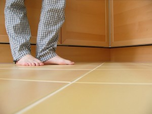 radiant floor energy efficiency