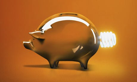 Energy Efficient Mortgages Piggy