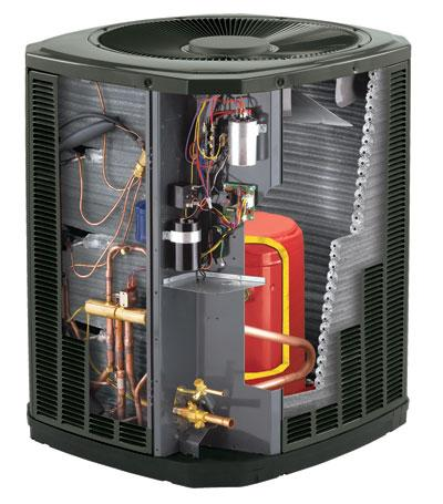 AC and Heat Pump