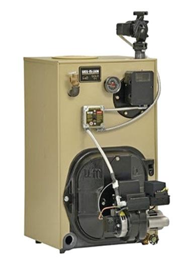 oil water boiler