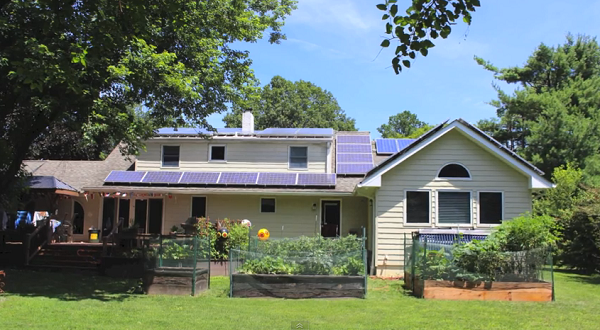 The house that pays your bills net zero living in new jersey for Net zero home