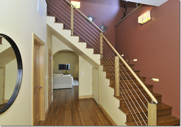 Cottle stair for Indoor air design san jose ca