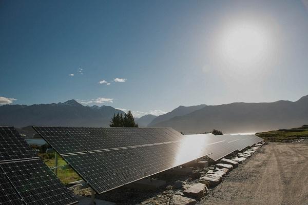 aro ha solar panels
