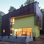 Crabill Modern – Award-Winning, Fascinating Home Combines Creativity with Comfort (Inspired by a Simple Acorn)