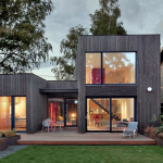 Cutting-Edge Contemporary Design Flirts with Energy Efficiency in Portland's Skidmore PassivHaus