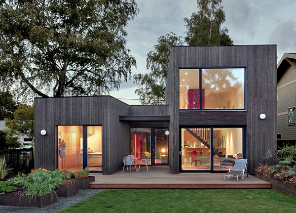 Skidmore Passivhaus (photo by Jeremy Bitterman)