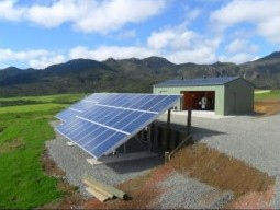 solar power in new zealand