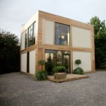 The British ModCell is Taking Prefab Homes to a Whole New Level with Straw Bale Construction