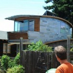 Berkeley Architects Build a Funky House out of 104 Salvaged Cars