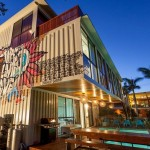 Unorthodox Urban Luxury or an Insane McMansion Built from 31 Shipping Containers
