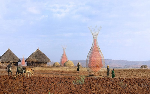 warka water from air architecture and vision