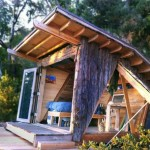 Hawk House in Big Sur – Passive Solar Micro Cabin for Simple People