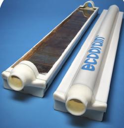 EcoDrain tubes