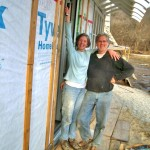 Root River House Owners Carefully Plan a Net-Zero Project to Waste no Space or Energy