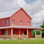 The Jung Home is Michigan's 1st Passivhaus Built on a Beautiful Rural Property