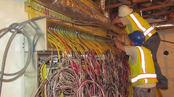 NIST House wiring