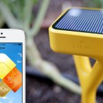 Lazy Gardener's Delight: a Smart Solar Powered System that Monitors, Tracks and Waters Plants