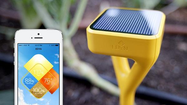 edyn smart gardening system