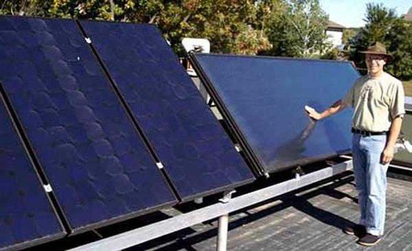 gary concol passive solar home