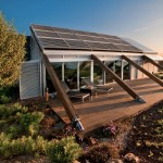 "Twenty-Year Old Carbon Neutral Bioclimatic House in Spain Says ""America, Where Have You Been?"""