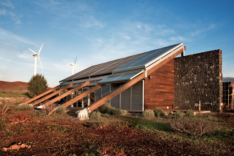 Bioclimatic House in Spain3