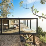 Living in the God Realm – Casa Till in Chile is Discreet, Remote, and Seamless With Nature