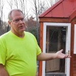 School Teacher Builds Passive Tiny House On Wheels – Total Energy Bill $176 Per Year