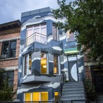 "Eccentric Architect Builds Ugliest Green House in Queens: ""I Don't Care What People Say"""