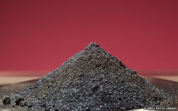 Vanadium via BBC News