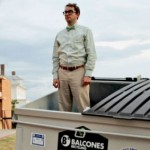 How a Harvard-Educated Professor Decided to Live in a Garbage Bin For a Year