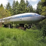 Crazy or Genius? Portland Man Reaches Nirvana by Turning a Boeing 727 Jet into His Home