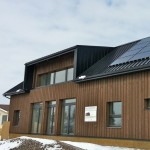 Canada's Northernmost Passivhaus Showcases Sustainable Building Techniques in Harsh Climates